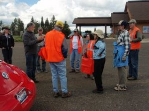 Dems stepping out to Cleanup Highway 55 in earlier cleanup